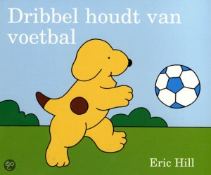 Dribbel houdt van voetbal