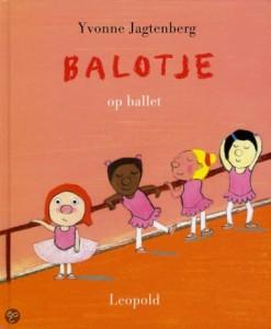 ballotje op ballet