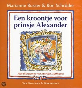een kroontje voor alexander