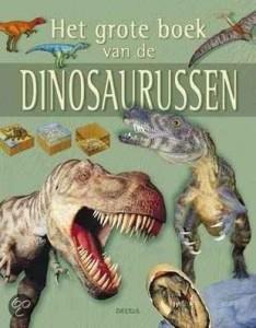 grote dino boek