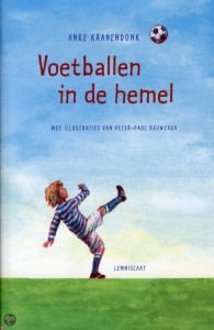 voetbal in de hemel