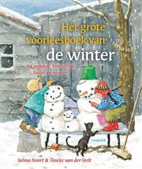 winter voorleesboek