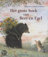 het grote boek van beer en egel