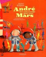andre gaat naar Mars