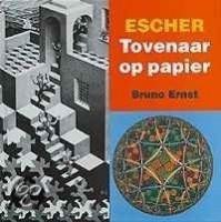 Escher tovernaar op papier