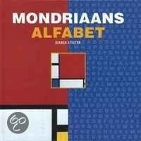 Mondriaans alfabeth